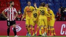 Athletic Club - FC Barcelona | Las reacciones de los protagonistas