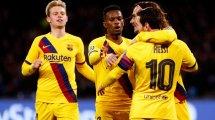 Liga de Campeones | El mismo FC Barcelona de siempre en Nápoles