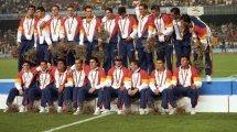 Barcelona 1992, la inesperada cantera de técnicos del fútbol español