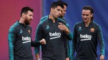 El FC Barcelona pone a la venta a toda su plantilla… menos tres jugadores