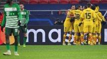 Liga de Campeones | El FC Barcelona vuelve a ilusionar