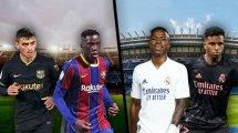 Real Madrid - FC Barcelona | La juventud al poder
