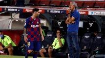 El Inter de Milán 'renuncia' a Lionel Messi