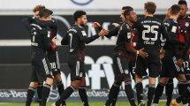 Joseph Aidoo sueña con el Bayern Múnich