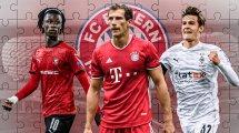 El puzzle del Bayern Múnich para la medular 2021-2022