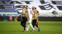 Francia   Karim Benzema estará en la Eurocopa