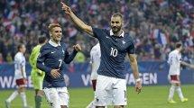 ¡Karim Benzema vuelve a la Selección de Francia!