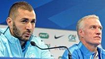 Francia puede convocar a Karim Benzema para la Eurocopa