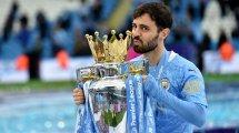 Manchester City   El favorito en la puja por Bernardo Silva