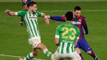 """El Real Betis asume que habrá """"muy poquitos fichajes"""""""