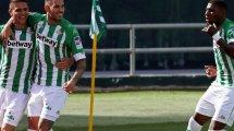 El Real Betis quiere pescar en el Inter de Milán