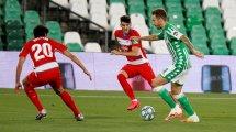 Valencia y Real Betis trabajan en un segundo intercambio
