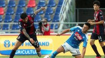 Serie A | Remontada del AC Milan contra el Parma; Bolonia y Nápoles firman tablas
