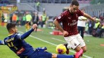 El AC Milan ya prepara una revolución en su centro del campo