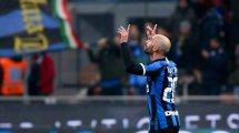 Inter de Milán   Borja Valero, en la rampa de salida