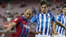 La resiliencia de Martin Braithwaite en el FC Barcelona