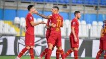 La AS Roma valora un fichaje de 15 M€