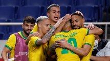 Juegos Olímpicos   Brasil supera a México en la tanda de penaltis