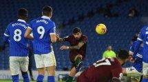 Premier | Lluvia de goles entre Brighton y Wolverhampton Wanderers