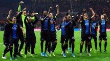 La Liga belga apuesta por su finalización