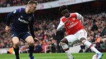 Arsenal | Bukayo Saka se codea con los 'cracks' de la Premier