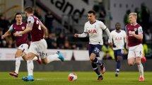 Premier | Reparto de puntos entre Burnley y Tottenham