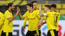 DFB Pokal | El BVB golea al Holstein y alcanza la final