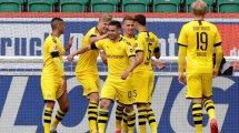 Bundesliga | El Borussia de Dortmund sigue en la senda del triunfo