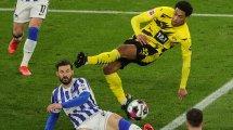 Bundesliga | El Borussia Dortmund tumba al Hertha de Berlín
