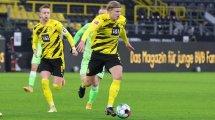 Bundesliga | Manuel Akanji y Jadon Sancho guían al BVB ante el Wolfsburgo