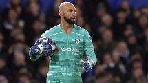 El Chelsea amplía el contrato de Willy Caballero