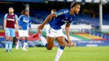 Premier | Calvert-Lewin guía al Everton contra el West Ham United