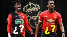 Fichajes Real Madrid | Las dudas para el centro del campo