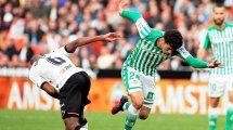 El Real Betis mueve ficha para retener a Carles Aleñá
