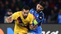 El registro que ha alcanzado Sergio Busquets en el FC Barcelona