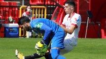 Las vías de escape de Carlos Fernández lejos del Sevilla