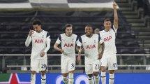 El Tottenham cruza intereses con el Arsenal