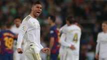 El Real Madrid blinda a Casemiro