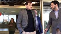Iker Casillas no se olvida del Real Madrid