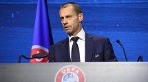 La UEFA vuelve a la carga con Juventus, FC Barcelona y Real Madrid