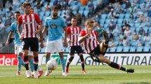 Liga   Iñaki Williams impulsa al Athletic de Bilbao en Vigo