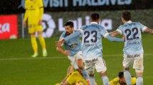 Liga | El Celta de Vigo no tiene piedad del Cádiz