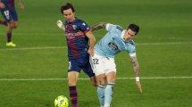 Liga | Nolito y Aspas guían al Celta de Vigo frente al Huesca