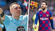 ¡Ya hay onces del Celta de Vigo - FC Barcelona!