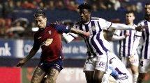 Osasuna confirma los peores presagios con Chimy Ávila