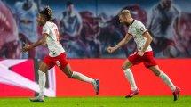 Christopher Nkunku ya triunfa en Alemania