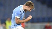 Ciro Immobile recuerda su paso por el Sevilla