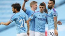 Premier | El Manchester City arrolla al Burnley