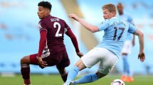 Premier   El Leicester arrolla al Manchester City con un triplete de Vardy