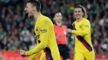 La decidida apuesta del FC Barcelona por Clément Lenglet